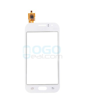 Digitizer Touch Glass Panel Replacement for Samsung Galaxy J1 Ace J110 White