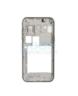 Front Housing Bezel Replacement for Samsung Galaxy J2 - Black