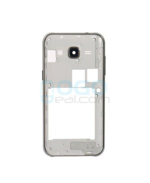 Front Housing Bezel Replacement for Samsung Galaxy J2 - White