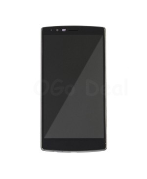 LG G4 LCD Screen and Digitizer Assembly With Frame - Black