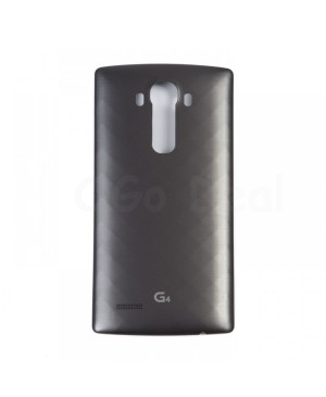 LG G4 Back Battery Cover Replacement - Black