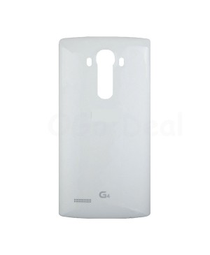 LG G4 Back Battery Cover Replacement - White