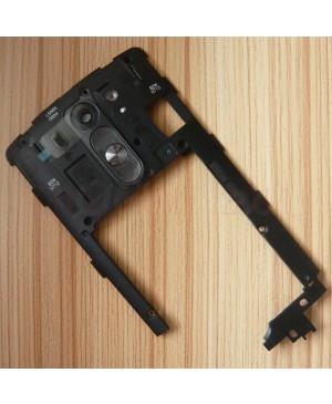 LG G3 Back Housing Middle Bezel Frame - Black