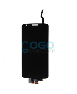 LCD & Digitizer Touch Screen Assembly Replacement for LG G2 D800 - Black