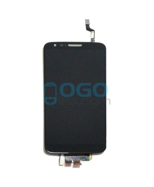 LCD & Digitizer Touch Screen Assembly Replacement for lg G2 D805 - Black