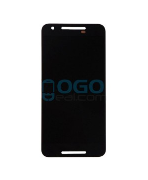 LCD & Digitizer Touch Screen Assembly Replacement for Google Nexus 5X - Black