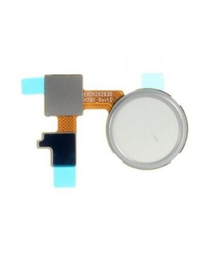 Fingerprint Sensor Flex Cable Replacement for Google Nexus 5X - White