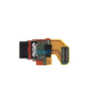 Charging Dock Port & Sensor & Headphone Jack Flex Cable Replacement for Sony Xperia Z5