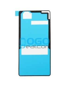 Battery Door/ Back Cover Adhesive Sticker Replacement for Sony Xperia Z3 Compact/Z3 Mini