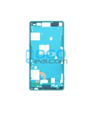 Front Housing Bezel Replacement for Sony Xperia Z3 Compact/Z3 Mini - Green