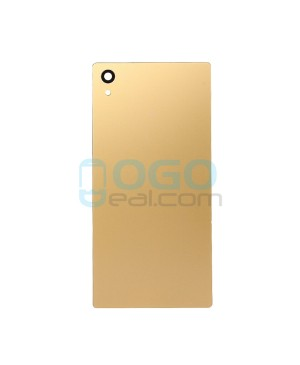 Battery Door/Back Cover Replacement for Sony Xperia Z5 Premium Gold Ori