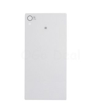 Battery Door/Back Cover Replacement for Sony Xperia Z3 + /Z4 White Ori