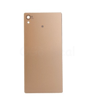 Battery Door/Back Cover Replacement for Sony Xperia Z3 + /Z4 Gold Ori