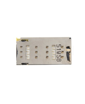 Dual SIM Card Reader Replacement for Sony Xperia Z3 + /Z4