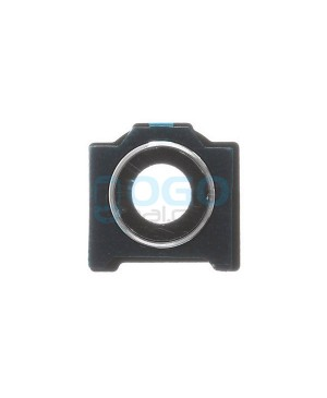 Camera Lens Ring Replacement Part for Sony Xperia Z1 L39h - Black