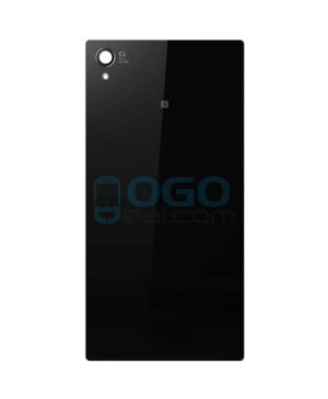 Battery Door/Back Cover Replacement for Sony Xperia Z1 L39H Black Ori