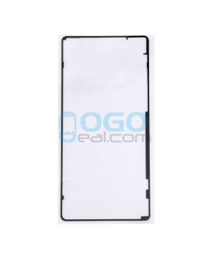 Battery Door/ Back Cover Adhesive Sticker Replacement for Sony Xperia X Performance