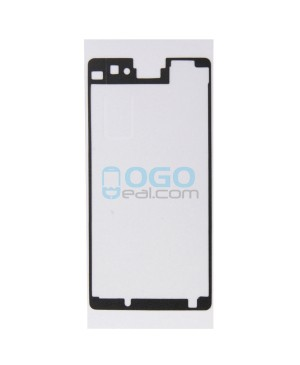 Front Housing Adhesive Sticker Replacement for Sony Xperia Z1 Compact/Z1 Mini