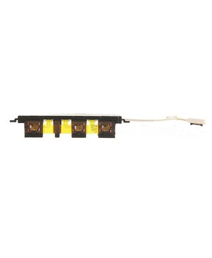Main Flex Power Volume Button Microphone Flex Cable for Sony Xperia Z1 Compact/Z1 Mini