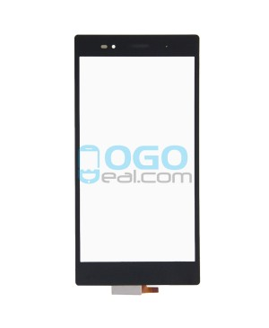 Digitizer Touch Glass Panel Replacement for Sony Xperia Z Ultra XL39H Black