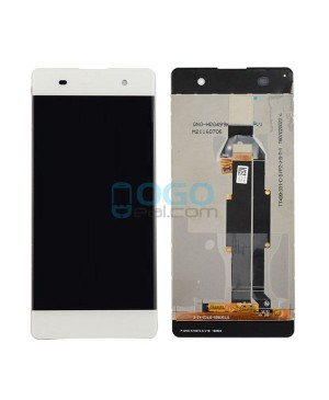 For Sony Xperia XA OEM LCD & Digitizer Touch Screen Assembly Replacement - White