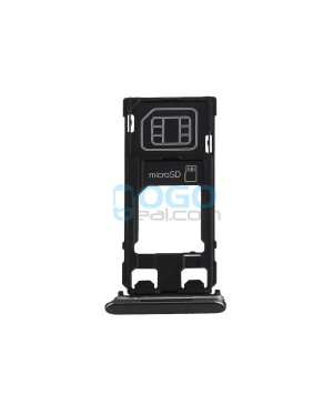 Single SIM/Micro SD Card Tray Replacement for Sony Xperia X