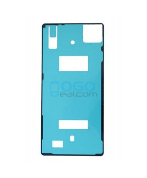 OEM Battery Door/ Back Cover Adhesive Sticker Replacement for Sony Xperia X