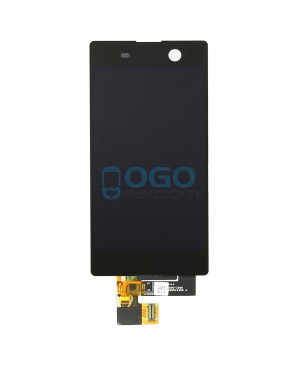 For Sony Xperia M5 E5603 LCD & Touch Screen Assembly Replacement - Black