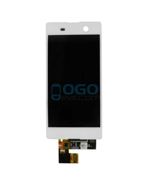 For Sony Xperia M5 E5603 LCD & Touch Screen Assembly Replacement - White