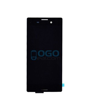 For Sony Xperia M4 Aqua OEM LCD & Touch Screen Assembly Replacement - Black