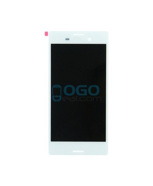 For Sony Xperia M4 Aqua OEM LCD & Touch Screen Assembly Replacement - White