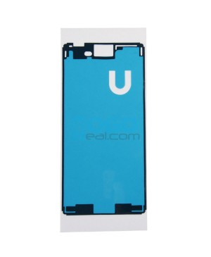 Front Housing Adhesive Sticker Replacement for Sony Xperia M4 Aqua