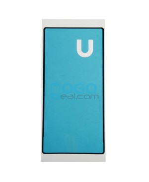 Battery Door/ Back Cover Adhesive Sticker Replacement for Sony Xperia M4 Aqua