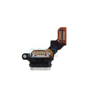 Charging Dock Port & Sensor & Headphone Jack Flex Cable Replacement for Sony Xperia M4 Aqua