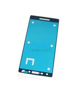Front Housing Adhesive Sticker Replacement for Sony Xperia M2 D2303