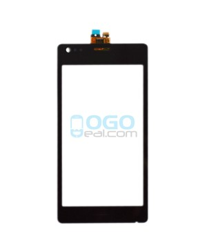 Digitizer Touch Glass Panel Replacement for Sony Xperia M C1905 Black