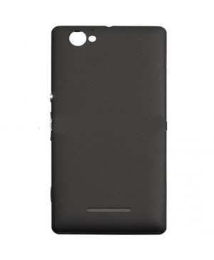 Battery Door/Back Cover Replacement for Sony Xperia M C1905 Black Ori