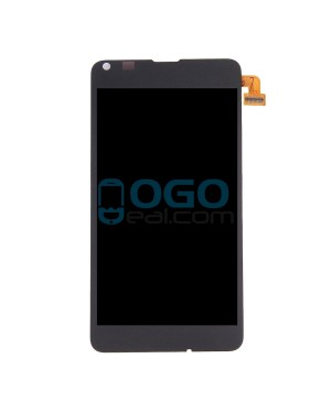 LCD & Digitizer Touch Screen Assembly Replacement for Nokia Microsoft Lumia 640 - Black