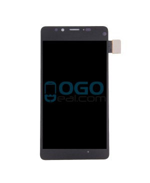 LCD & Digitizer Touch Screen Assembly Replacement for Nokia Microsoft Lumia 950 - Black