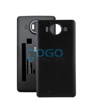 OEM Battery Door/Back Cover Replacement for Nokia Microsoft Lumia 950 - Black