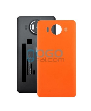OEM Battery Door/Back Cover Replacement for Nokia Microsoft Lumia 950 - Orange