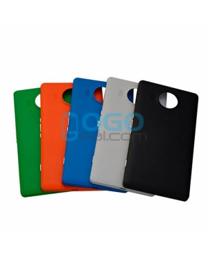 OEM Battery Door/Back Cover Replacement for Nokia Microsoft Lumia 950XL - Black