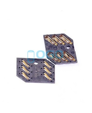 SIM Card Reader Module Slot Holder Socket Replacement for Nokia Lumia 520