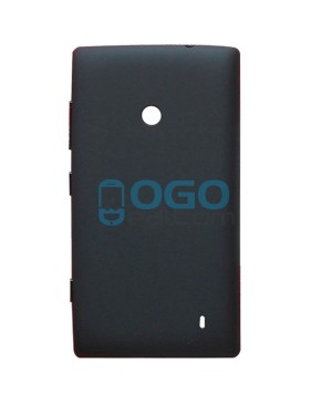 Battery Door/Back Cover Replacement for Nokia Lumia 520 - Black