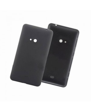 Battery Door/Back Cover Replacement for Nokia Lumia 625 - Black