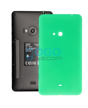 Battery Door/Back Cover Replacement for Nokia Lumia 625 - Green