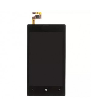 LCD & Digitizer Touch Screen Assembly Replacement for Nokia Lumia 800 - Black