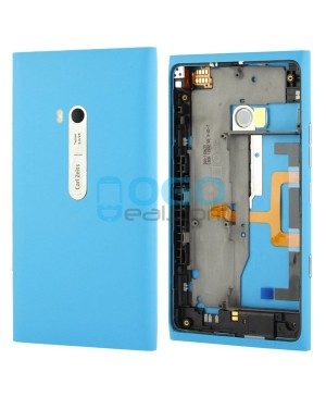Battery Door/Back Cover Replacement for Nokia Lumia 900 - Blue