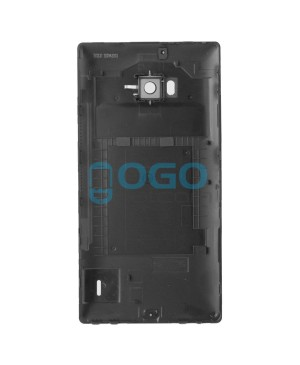 Battery Door/Back Cover Replacement for Nokia Lumia 930 - Black