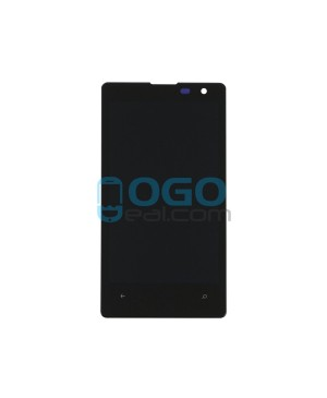 LCD & Digitizer Touch Screen Assembly With Frame replacement for Nokia Lumia 1020 - Black